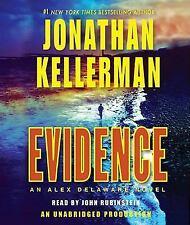 Jonathan Kellerman - Evidence Unabr (2009) - Used - Compact Disc