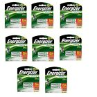 ENERGIZER NH12BP2 RECHARGEABLE NI-MH BATTERIES 800mAh AAA 16 Pack /GENUINE