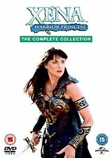 XENA WARRIOR PRINCESS Complete Series Collection Seasons 1-6 New DVD Region 4