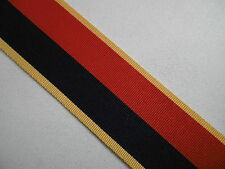 Territorial Force Efficiency Medal 1908 Hon Artillery Co Ribbon F/S 32mmX15cm