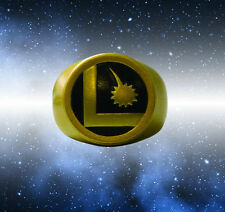 Legion of Super Heroes Promotional Membership Plastic Flight Ring - Legionnaires