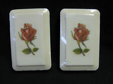 Vintage Avon Hand Soap Dish, w/2 New Soaps