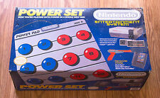 Nintendo Power Pad In The Power Set Box With Inserts NO NES