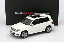 Mercedes-Benz GLK Baujahr 2013 weiß 1:18 Welly GTA