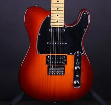 Fender Modern Player Telecaster Plus HSS Honey Burst Electric Guitar #9093