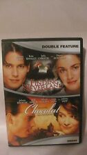 FINDING NEVERLAND & CHOCOLAT DOUBLE FEATURE DVD Movie                      dvd82