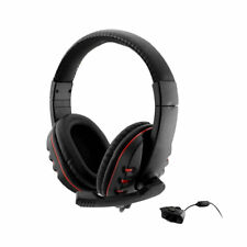Gaming Headset Headphone With Mic For Xbox 360 Wireless Game Controller LO