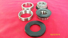 1971-83 TRIUMPH MOTORCYCLE NEW FORK NECK TAPERED BEARINGS W/DUST COVER 97-4031