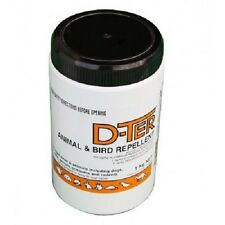 1kg D-TER -ANIMAL-BIRD-DETERRENT-Repel-Dogs-Cats-Possums-Birds-Rodentsl