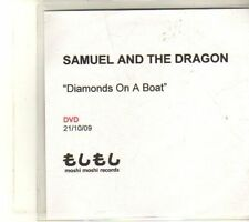 (DT217) Samuel And The Dragon, Diamonds On A Boat - 2009 DJ DVD
