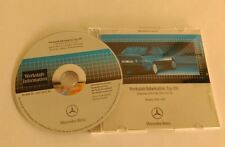 Officina Manuale scientifica per MERCEDES w201 W 201 Riparazione CD ORIGINALE