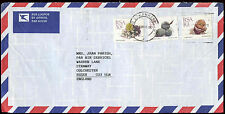 South Africa 1993 Commercial Air Mail Cover To England #C30360
