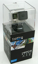 NEW GoPro HERO4 Camcorder - Black CHDHX-401 Hero 4 Action Cam Camera Go Pro