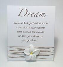 Splosh Dream Poem Friendship Christmas Gift Ideas for friends Her Family WF043