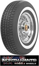 "2057515 205/75R15 205/75X15  AMERICAN CLASSIC  1"" WHITEWALL  RADIAL TYRE"