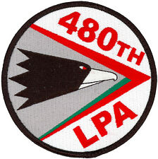 USAF 480th FIGHTER SQUADRON - LIEUTENANT'S PROTECTION ASSOCIATION - PATCH