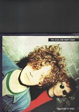 THE JESUS AND MARY CHAIN - the sound of speed LP