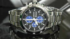 SEIKO SPORTURA SNAE63P1 MEN'S WATCH MINT CONDITION !!!!!! RRP £420