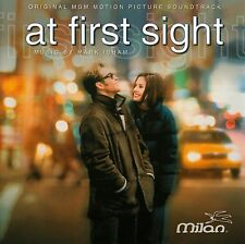 At First Sight (1999) Original Soundtrack CD by Mark Isham and Various Artists