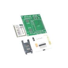 1PCS M590E GSM GPRS Module 900m-1800m Sms Message Diy Kit M590 Sms CPU MCU T2