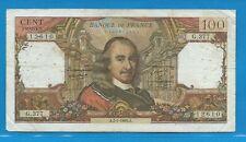 100 FRANCS CORNEILLE du 2-1-1969  G.377