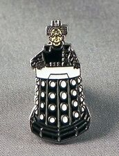 Metal Enamel Pin Badge Brooch Who Doctor Dr Hoo Davros Dar Exterminate