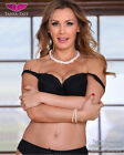 8 x 10 Black Bra, Panties & Pear Signed & Personalized By Tanya Tate