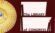 USPS 1st Day of Issue Ceremony Program #3390 Library of Congress FDOI 2000