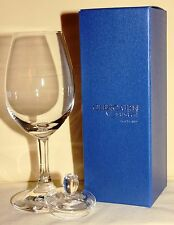 GLENCAIRN SCOTCH WHISKY COPITA NOSING GLASS W/ GINGER JAR TOP