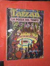 supplemento TARZAN EXTRA-LA POZZA DEL TEMPO-CENISIO DI RUSS MANNING