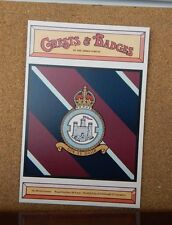 Royal Air force 603  Squadron Crests & Badges of  the Armed services sqaudron