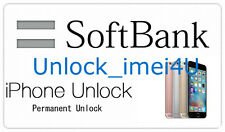 Best SOFTBANK Japan Premium Factory Unlock Service iPhone 6S 6S+ 100% Unlock All