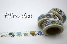Chugoku Washi Deco Paper Tapes - Afro Ken Dog