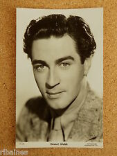R&L Card: The People Show Parade, Dermot Walsh Vintage Movie Star No.1110