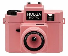 Holga Digital Pink Color Toy Camera NEW FREE EMS SHIPPIING