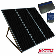Coleman 55 Watt Solar 12V Power Generator Kit 58050 Power Generator  RV Camping