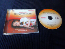 CD Neeme Järvi Tchaikovsky The Nutcracker Nussknacker CHANDOS SACD Super Audio
