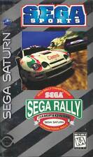 Sega Rally Championship  (Saturn, 1997)