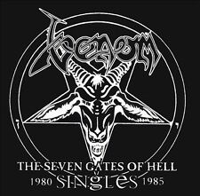 The Seven Gates of Hell: Singles 1980-1985 by Venom (CD, May-2010, Castle...