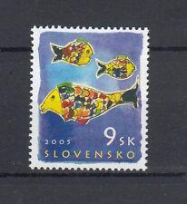 Slovacchia 2005 giornata mondiale dell'infanzia 515 MNH