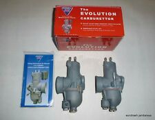 Amal Premier 930 Carb SET--Copy by WASSELL UK--Jetted for Norton 750 Commando