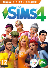 THE SIMS 4 DIGITAL DELUXE PC | 1 YEAR WARRANTY | MULTILANG | SIN RIESGO | 24h |