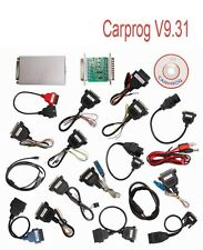 2016 Version CARPROG V9.31 with all Software's activated and 21 ADAPTERS