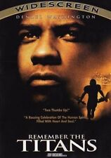Like New DVD Remember the Titans (Widescreen Edition) Denzel Washington WS