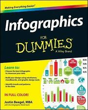 Infographics For Dummies, Beegel MBA, Justin, Good Book