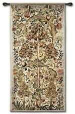 WILLIAM MORRIS TREE OF LIFE ART TAPESTRY WALL HANGING 34x65
