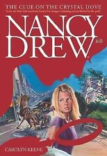 Clue on the Crystal Dove (Nancy Drew Book 160) Carolyn Keene (Paperback) YA Mys