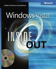Windows Vista Inside Out, Craig Stinson, Carl Siechert, Ed Bott, Good Book