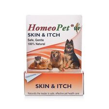 Homeopet Skin And Itch Relief 15ml. Premium Service. Fast Dispatch.