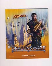 DRAGON'S MAZE   FAT PACK PLAYER'S GUIDE MTG MAGIC THE GATHERER